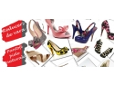 acoperitori pantofi. Reduceri de vara la pantofi piele, pantofi Stiletto, pantofi cu platforma si sandale