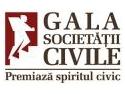 institutii in reglementarea noului cod civil. Ultima saptamana de inscrieri la Gala Societatii Civile