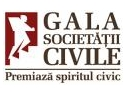 Ultima saptamana de inscrieri la Gala Societatii Civile