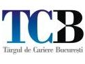 targul de cariere. TCB – Targul de Cariere Bucuresti se pregateste pentru un flux mare de vizitatori