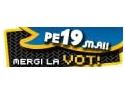 "Astazi incepe campania ""Mergi la VOT pe 19 mai"""