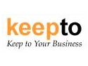 Keepto lanseaza in premiera un serviciu business de felicitari online