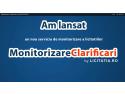 licitatia. Licitatia.ro- Monitorizare clarificari aduse licitatiilor publice