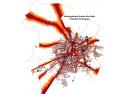 Harta de poluare fonica din trafic a Primariei Timisoara