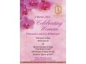 targ ambient martie 2014. Celebrating Woman - 8 Martie 2014 la Hotel IAKI