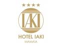 site de prezentare. Prezentarea de Moda AGNES TOMA la Hotel IAKI, Mamaia