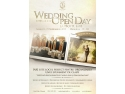 curs open. Wedding Open Day