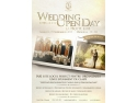 hotel in bucuresti. Wedding Open Day