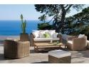 mobilier outdoor. Terasa lounge, colectia Orlando, brand Manutti