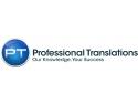 Professional Translations: Traduceri pentru companii