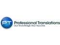 professional famaline. Professional Translations: Traduceri pentru companii