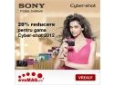 Ai 20% reducere pentru orice aparat foto din gama Sony Cyber-shot