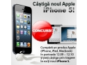 iPhone. Castiga un iPhone 5 la evoMAG!