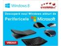 Descopera Windows 8 si castiga premii