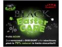 gratuit. Pana la 70% reducere de evoBLACK Easter si transport gratuit oriunde in tara