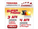 Doar la evoMAG ai garantie extinsa pentru laptopurile Toshiba