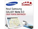 samsung wb800. evoMAG îţi aduce oficial în România, tableta Samsung Galaxy Note 8.0