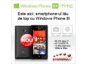 HTC Windows Phone 8X.  Vrei Windows 8? evoMAG ti-l aduce la pachet cu alte doua noutati