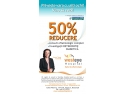 50% Reducere la consultul oftalmologic pentru cataracta si retinopatie diabetica