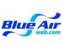 Ex  numele companiei. Handling pasageri, un nou serviciu al companiei Blue Air!