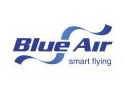 10.000 de bilete garantate la doar 28 de euro pe noile rute Blue Air: Cluj-Paris şi Cluj-Roma