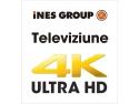 iNES. iNES GROUP anunță testarea cu succes a televiziunii 4K/UHD!