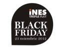 lady in black. iNES Triple Play intra in Campania Black Friday!