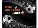 Meciurile din Liga 1 si Cupa Ligii se vad la iNES IPTV!
