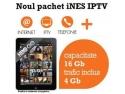 iNES. Noul pachet iNES IPTV iti aduce Internet mobil pe tableta iPad 2