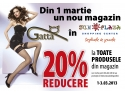 sun plaza shopping center. Reducere Gatta