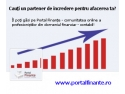 Portal Finante- comunitatea online a profesionistilor in domeniul financiar-contabil. Servicii audit, servicii contabilitate, servicii consultanta fiscala