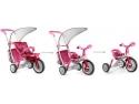 Noul trend in materie de triciclete pentru copii.