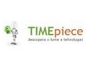 Relansarea portalului www.timepiece.ro - o noua imagine, un nou continut