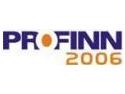 PROFINN 2006 - targ de proiecte de finantare si idei de afaceri pentru agricultura ecologica si industrie alimentara - 12-14 iunie 2006.