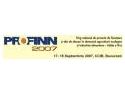 Targul national de proiecte de finantare si idei de afaceri pentru agricultura ecologica si industria alimentara – PROFINN 2007.
