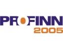 PROFINN 2005 – Primul targ national de proiecte de finantare si idei de afaceri, in domeniul agriculturii ecologice si industriei alimentare.