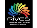 vopsea decorativa. Rives Paint Resseler