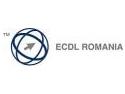 ECDL ROMANIA - Proiectul Instruiti pentru o slujba mai sigura in Regiunea Nord-Est