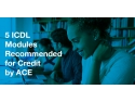 credite, credite academice, facultate, colegiu, universitate, studenti, studentie, ECDL, ICDL, Module ECDL, Fundatia ECDL, SUA, America, american, ECDL Romania, computer, competente digitale, certificare, certificare ECDL, cursuri, echivalare