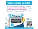 2016. Toţi elevii din învăţământul preuniversitar din România, care, în perioada 14 septembrie – 18 decembrie 2015, intenţionează să îşi certifice competenţele de utilizare a computerului prin Permisul ECDL, intră automat în cursa pentru câştigarea unui laptop sau a uneia dintre cele 4 tablete puse în joc.