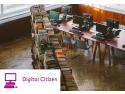 competente digitale, biblioteci, bibliotecari, digitalizare, ECDL, Digital Citizen, ANBPR