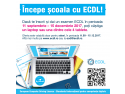 back to school, scoala, elevi, profesori, ECDL, computer, calculatoare, competente digitale, aptitudini, IT, IT&C, concurs, concurs ECDL, laptop, tablete, premii, castig, tineri, nativ digital, invatare, clasa, Incepe scoala, Incepe scoala cu ECDL, An scolar, An scolar 2017-2018, inceput an scolar, 11 septembrie