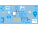 internet and technolgy. Safer Internet Day, Ziua Sigurantei pe Internet, hartuire online, mediu online, Internet, ECDL, siguranta pe Internet, Internet sigur, copii, hate-speech, social media, competente digitale