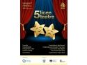 5 licee - 5 teatre 2013