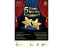 UNITER. licee, teatre, 5 licee 5 teatre, teatru, UNITER, ECDL, ISMB, Primaria, Primaria Municipiului Bucuresti, Bucuresti, Gala, tineri, proiect, educational, proiect educational, capitala