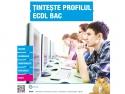 pregatire bac. elevi, Competenţe Digitale, Bacalaureat, ECDL, liceenii, BAC, examen, computer, educatie