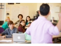 abandon scolar. scoala, profesori, elevi, ECDL, Competente digitale