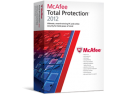 virus. McAfee Total Protection
