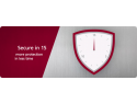 unitate protejata. McAfee: 15 minute/zi - si compania ta este protejata!