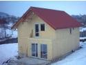 Case din lemn prefabricate – Solutia ideala pentru a te bucura de un camin cat mai repede!